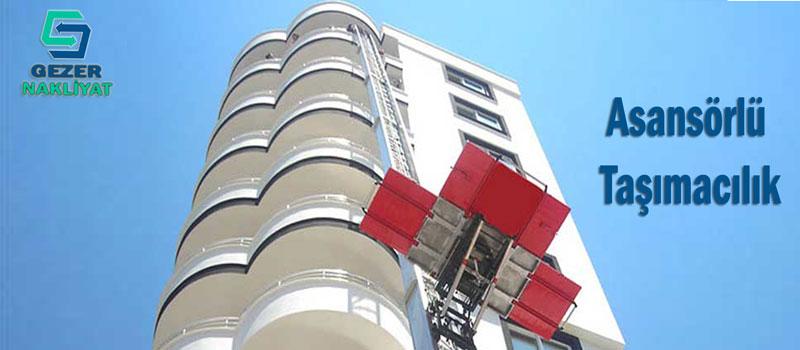 Asansörlü Taşımacılık - asansörlü evden eve nakliyat firması