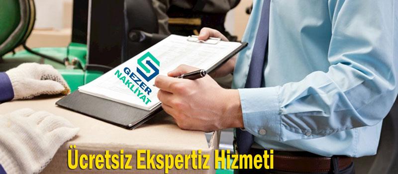 İstanbul Ev Nakliye - Ücretsiz Ekspertiz Hizmeti