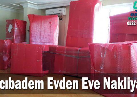 Acıbadem evden eve nakliyat İstanbul acıbadem nakliyat firması