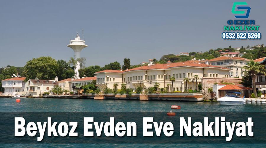 Beykoz evden eve nakliyat İstanbul beykoz nakliye taşımacılık firması