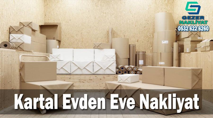Kartal evden eve nakliyat İstanbul kartal nakliyat firmaları