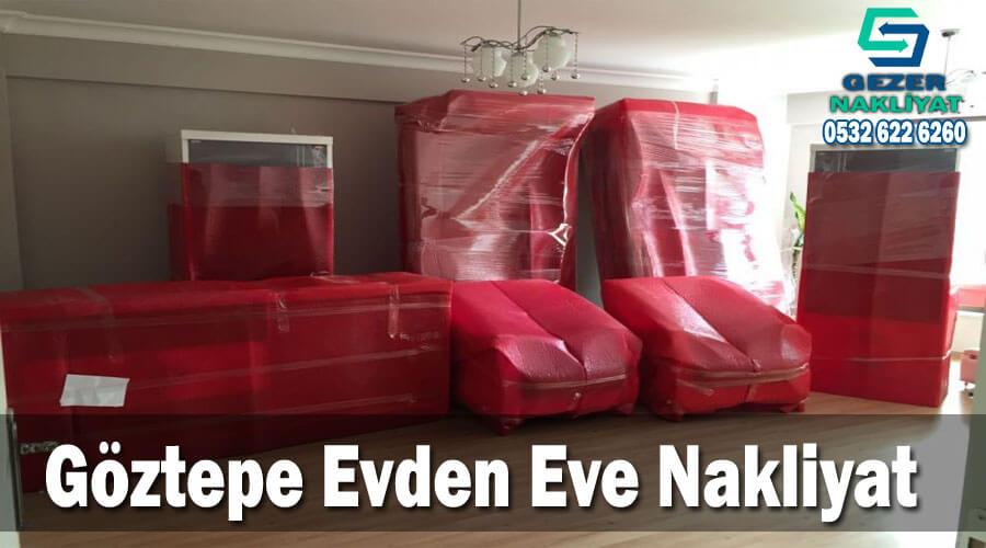 Göztepe evden eve nakliyat İstanbul göztepe nakliyat firması - goztepe evden eve nakliye