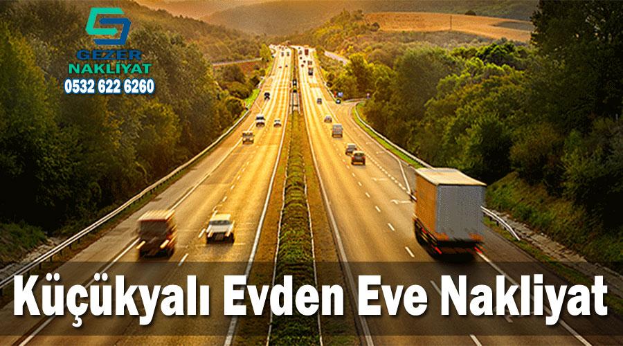 Küçükyalı evden eve nakliyat İstanbul küçükyalı nakliyat firmaları