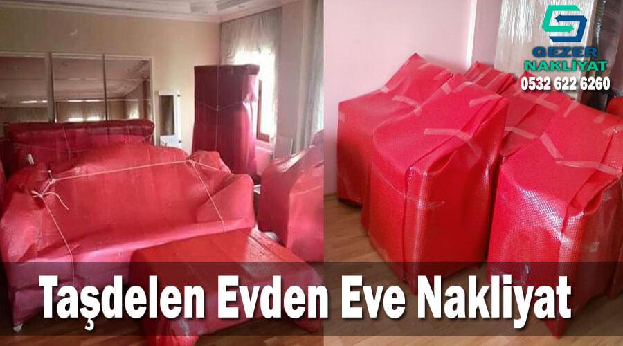 Taşdelen evden eve nakliyat İstanbul tasdelen nakliyat eşya paketleme firması