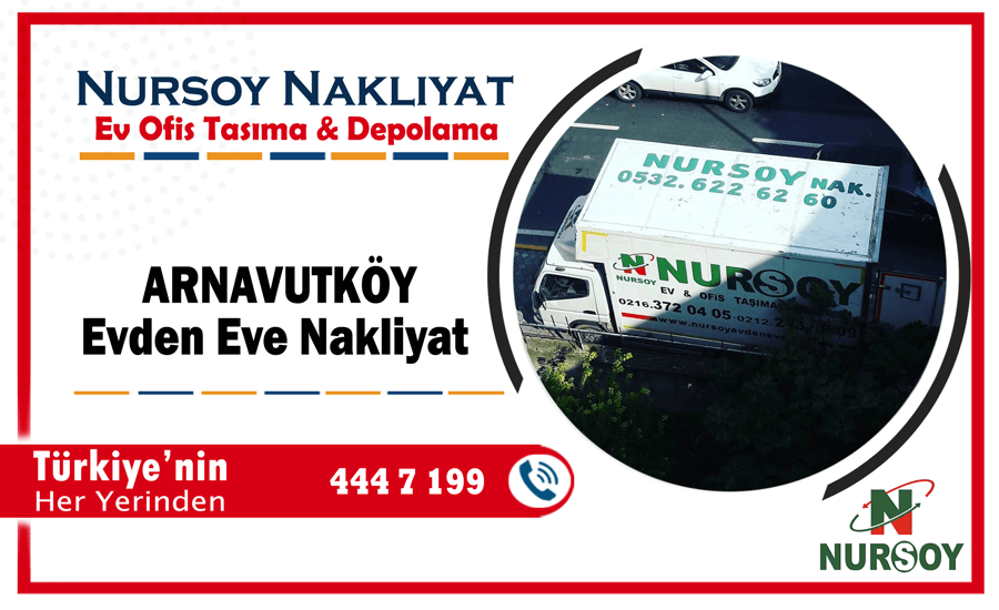 Arnavutköy evden eve nakliyat İstanbul arnavutköy nakliye firmaları
