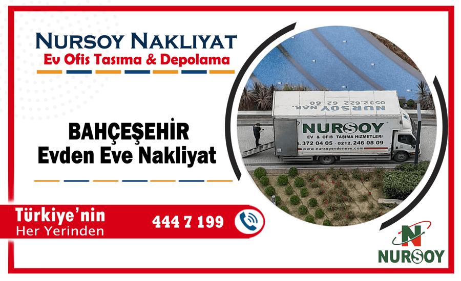 Bahçeşehir evden eve nakliyat İstanbul bahçeşehir ev taşıma nakliye firması