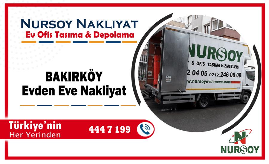Bakırköy evden eve nakliyat İstanbul bakırköy nakliyat firması Şehir içi taşımacılık