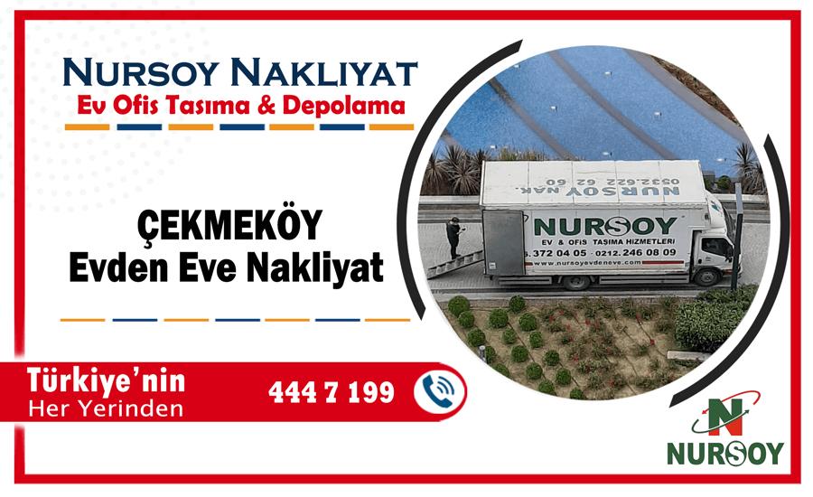 çekmeköy evden eve nakliyat İstanbul çekmeköy nakliyat şirketleri