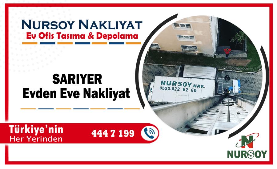 Sarıyer evden eve nakliyat İstanbul sarıyer nakliyat ev taşıma firması