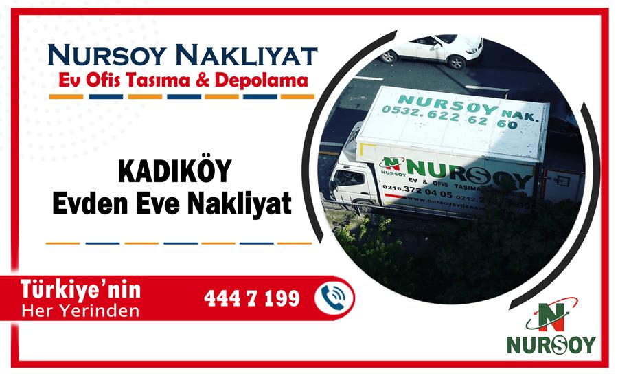 Kadıköy evden eve nakliyat İstanbul kadıköy nakliyat firması