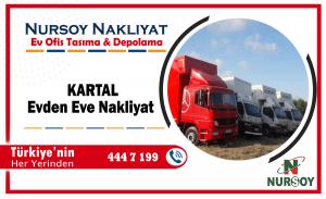 kartal evden eve nakliyat İstanbul kartal nakliyat fiyatları