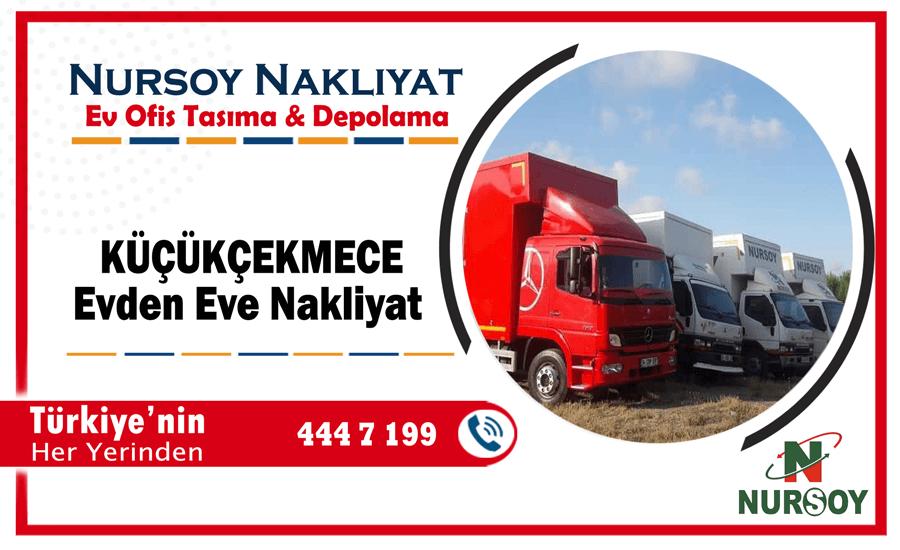 Küçükçekmece evden eve nakliyat İstanbul küçükçekmece nakliye şirketi ev taşıma firması