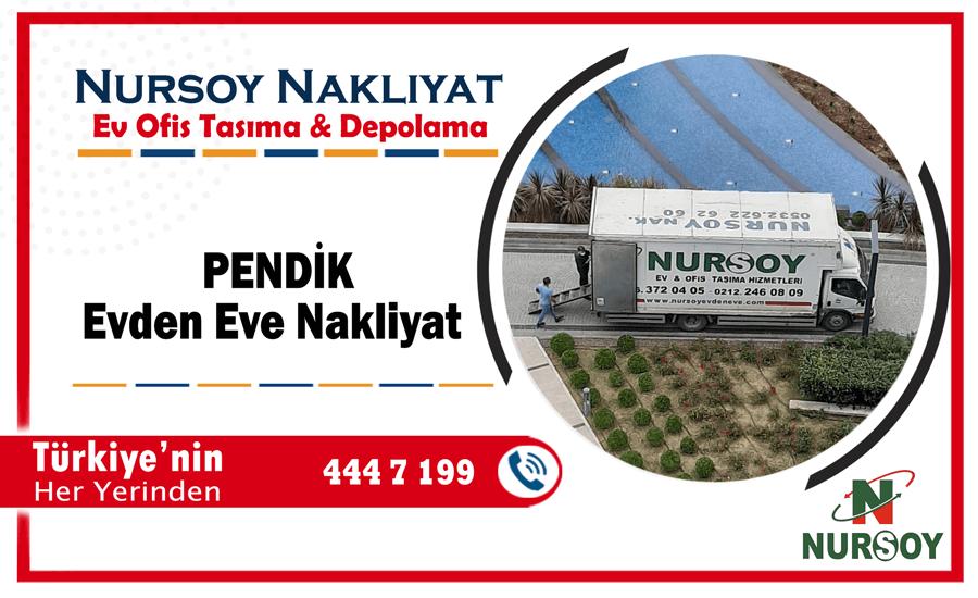 Pendik evden eve nakliyat İstanbul pendik nakliyat firması