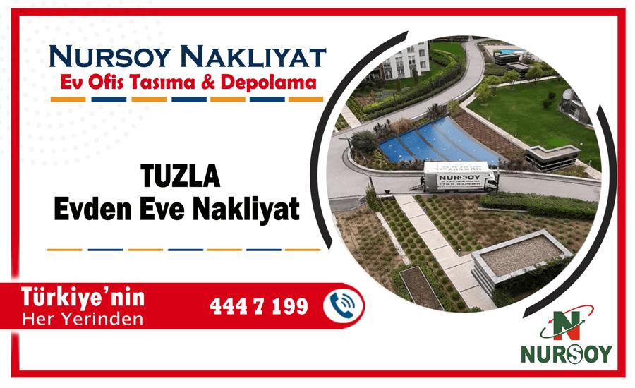 Tuzla evden eve nakliyat İstanbul tuzla nakliyat firması