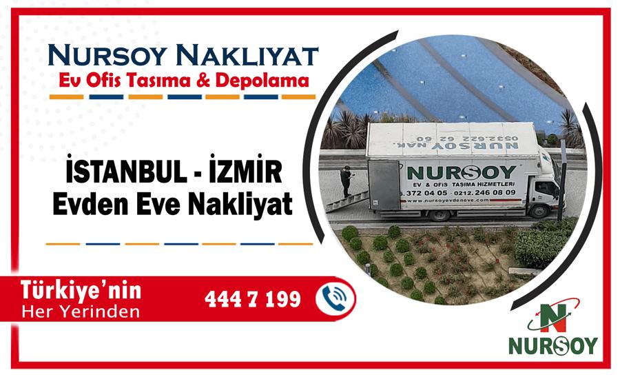 İstanbul İzmir nakliyat İstanbul izmir evden eve nakliyat firması