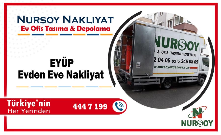 Eyüp evden eve nakliyat İstanbul eyüp nakliyat fiyatları