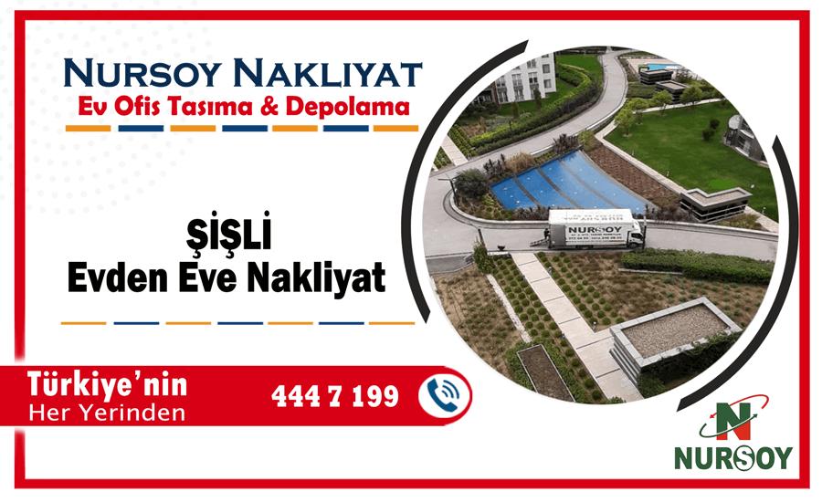 şişli evden eve nakliyat İstanbul şişli nakliyat ücretleri
